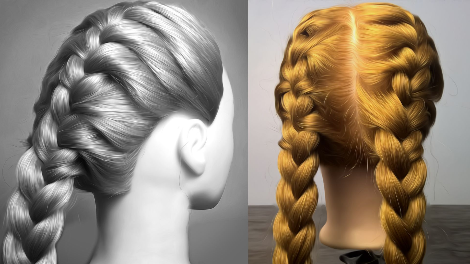 Learn How to French Braid for Dummies Cool Stylish