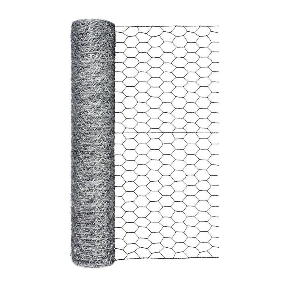 Allfenz 24 In X 50 Ft 2 In Mesh Poultry Netting 2 Pack