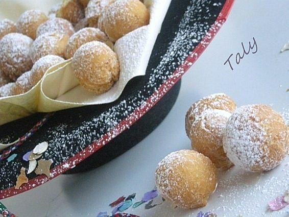 #Castagnole - Dolci #fritti tipici del #Carnevale italiano