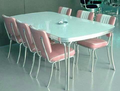 1950 S Diner Set Com Imagens Kitchen Retro Decoracao Retro