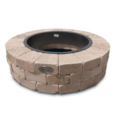Necessories Grand 48 In Fire Pit Kit