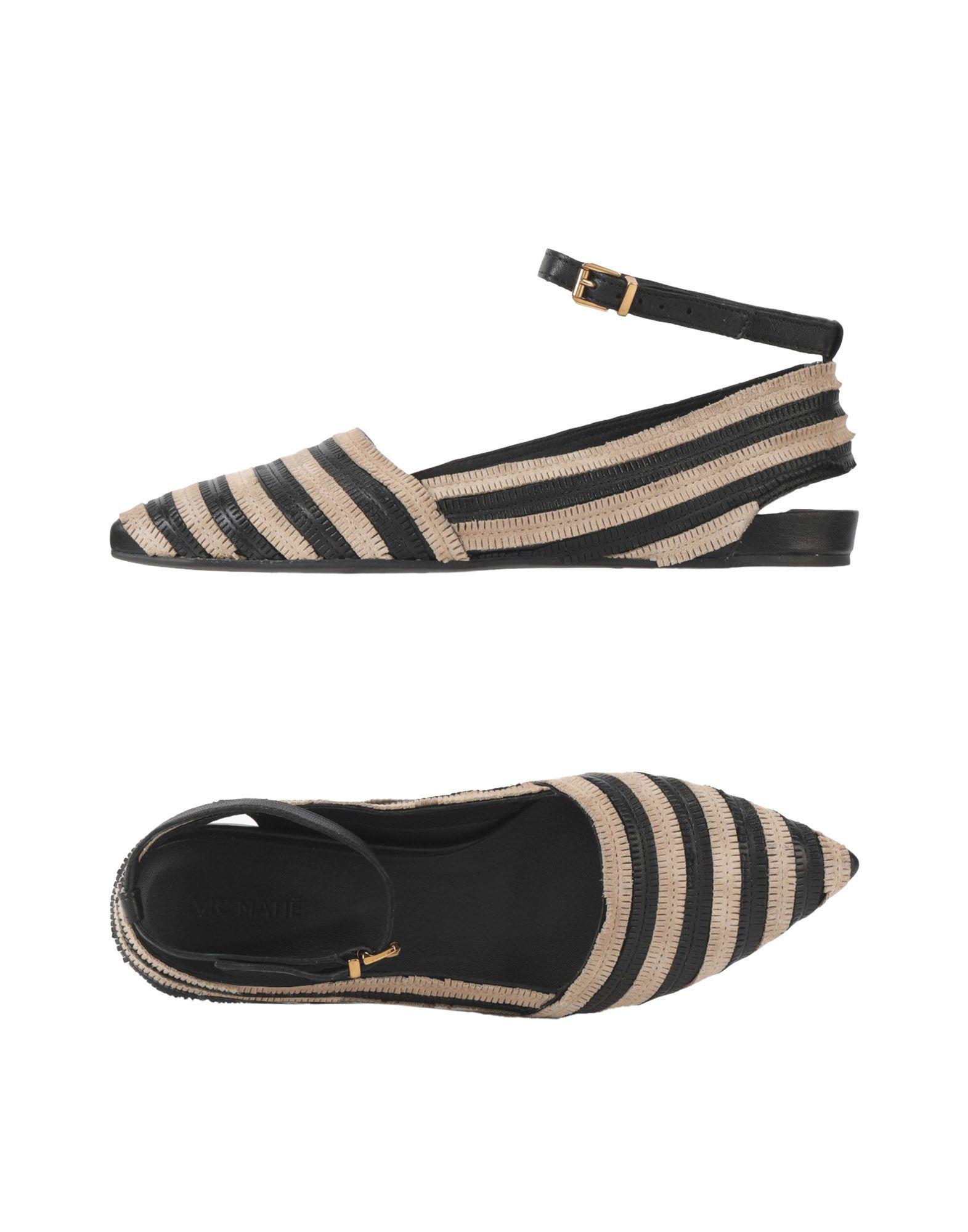 vicmatie shoes Matie Pinterest VIC flat Ballet Vic MATIE BnHAAxW6