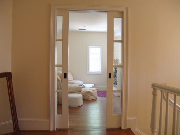 Types Of Interior Doors For Home Glass Pocket Doors French Pocket Doors Pocket Doors