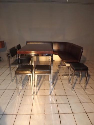 Set de Salle à Manger par Rudi Verelst pour Novalux, 1960s en vente