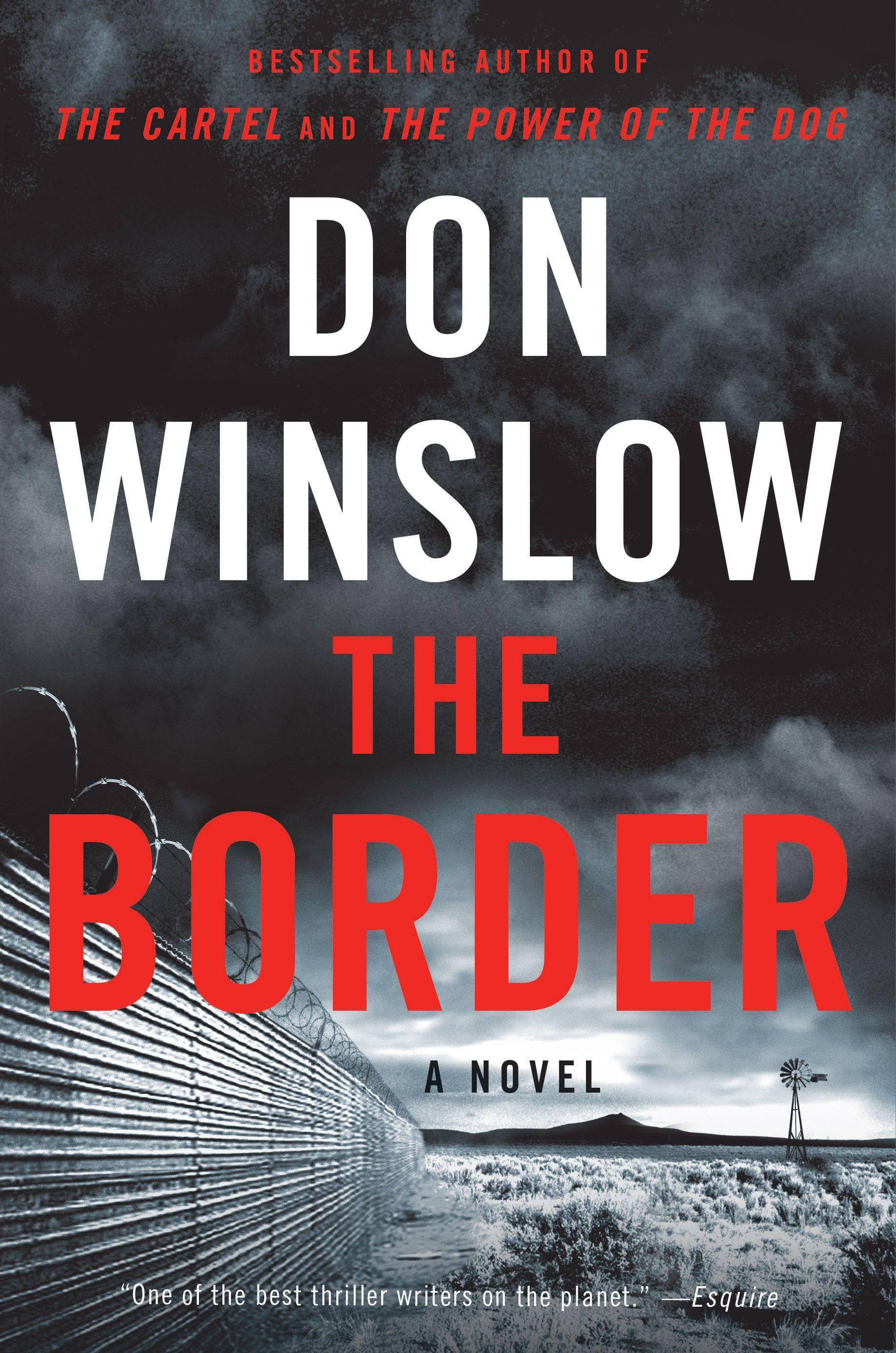 Don Winslow, The Border (2019) Crime Books, Fiction Books, Borders Online