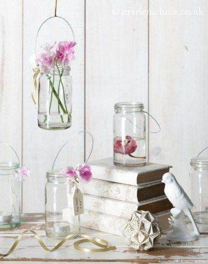 Inspiración: tarros de cristal | Cherries & Berries
