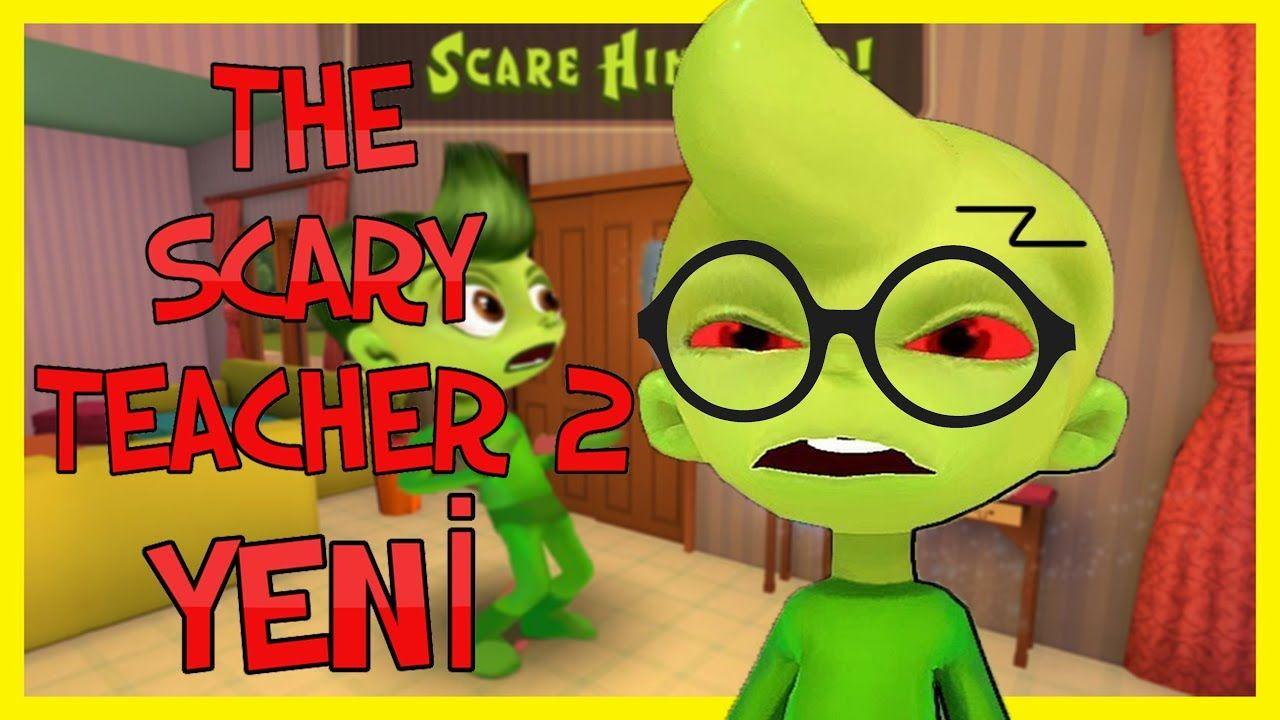 Kotu Kardes Is Basinda The Siblings 2020 Yeni Scary Teacher 3d Oyunu Oyun Kardes Youtube