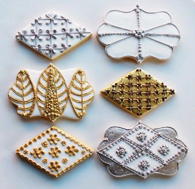 { Lulu Frost-inspired cookies }