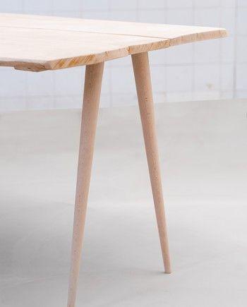 Pied De Table En Bois Tourne Tables Pinterest Table Diy Table