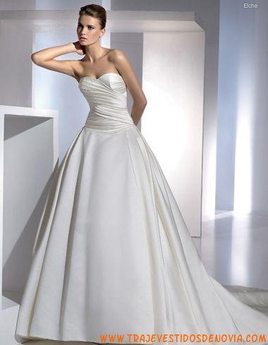elche vestido de novia | vestidos de boda baratos | pinterest