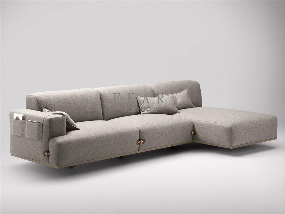 Best Modern Sectional Comfy Grey Sofa Ekar Furniture Sofa 640 x 480