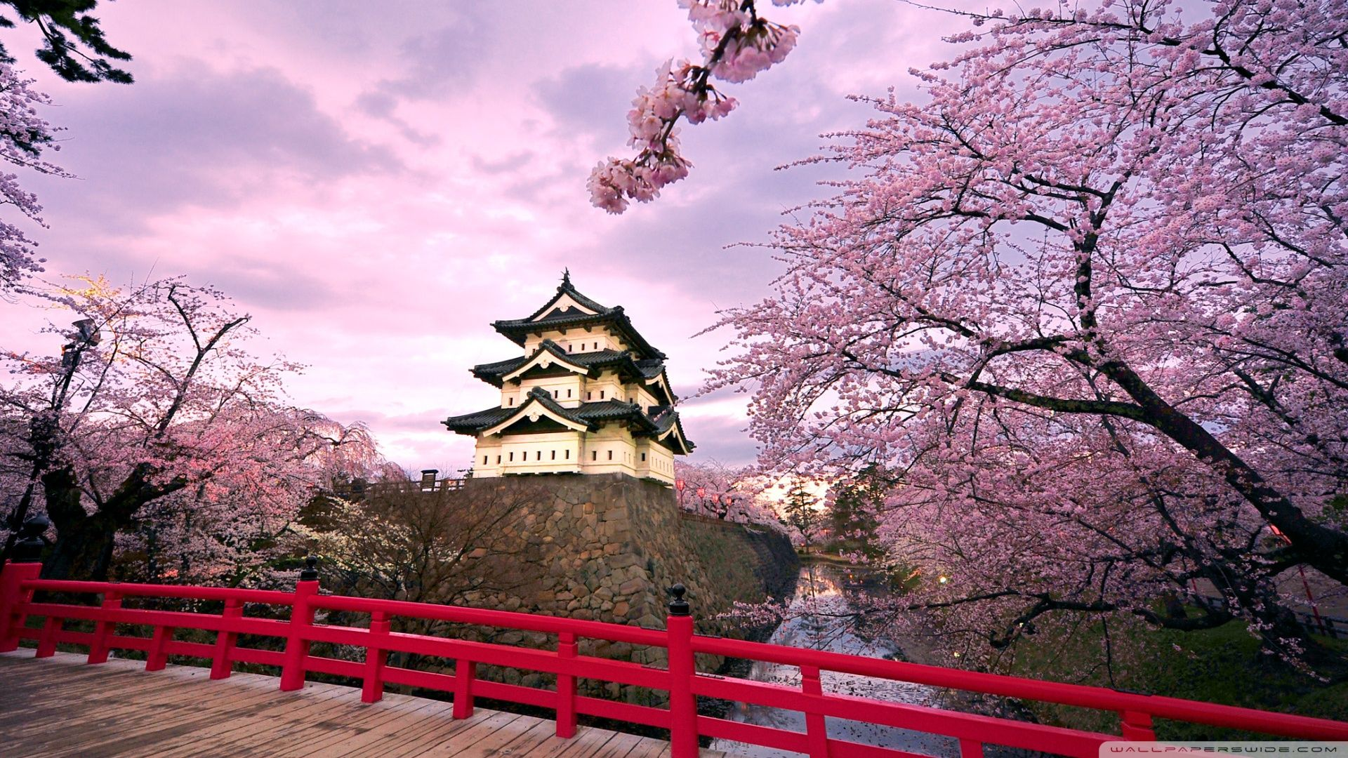 maybe one day ) Hirosaki, Japanese castle, Japan travel