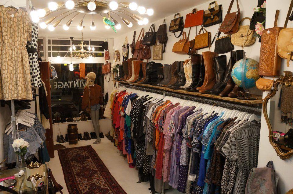 vintage winkel amsterdam