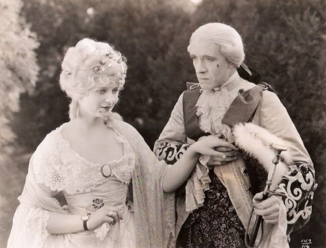 Lewis Stone in SCARAMOCHE (1923)