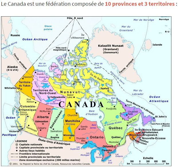 Avis Toronto Canada Map Agence locale basée à Montréal spécialiste des voyages sur mesure
