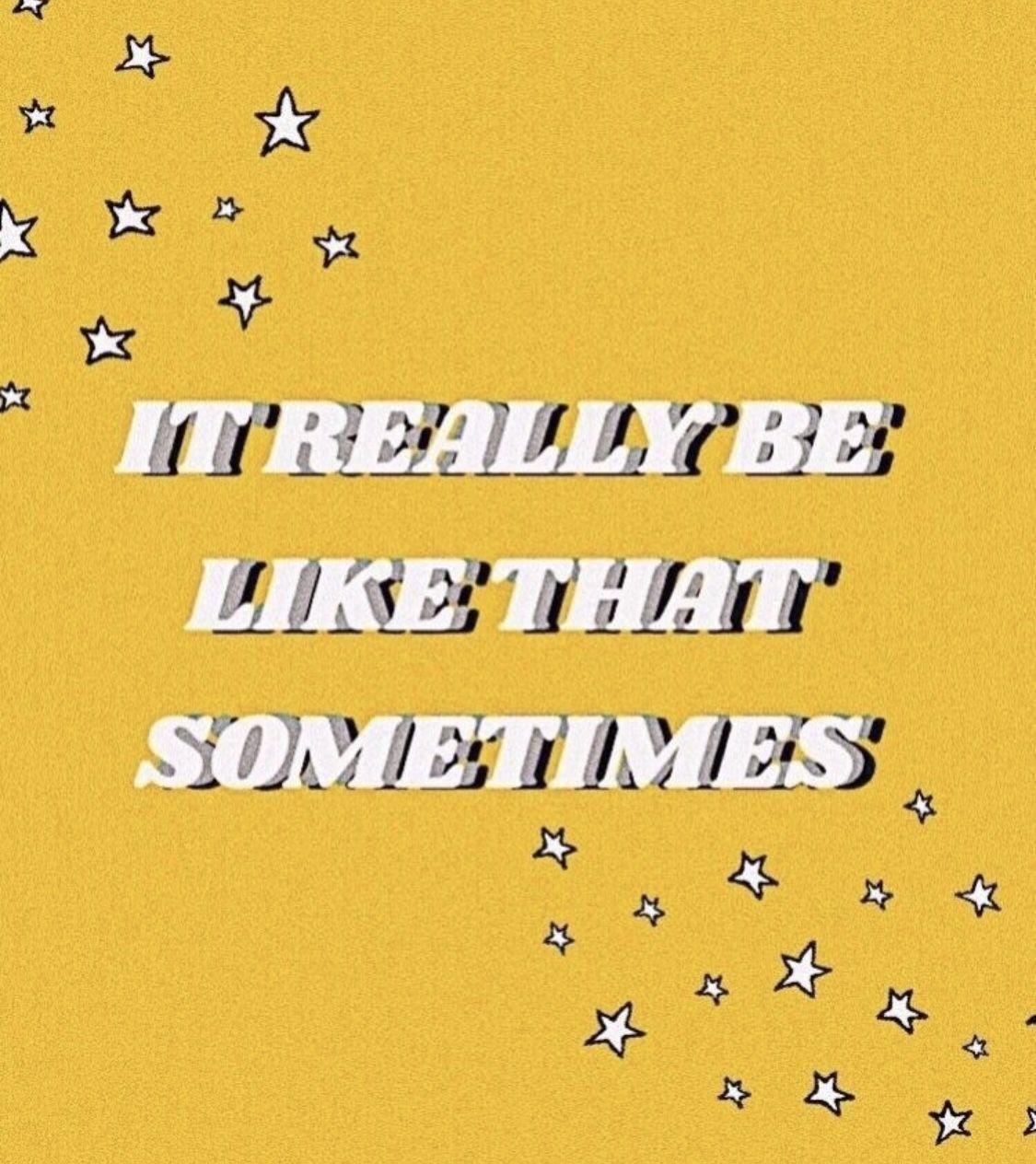 Pastel Yellow Aesthetic Quotes