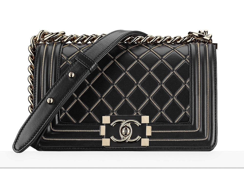 865c6c5106ffd0 Check Out 90 Pics Prices of Chanel's New Metier d'Art 2017 Bags, In Stores  Now