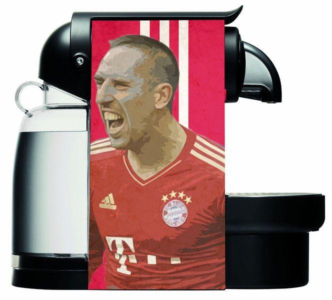 06 169 Ribery Bayern Decofi Decoración de cafeteras