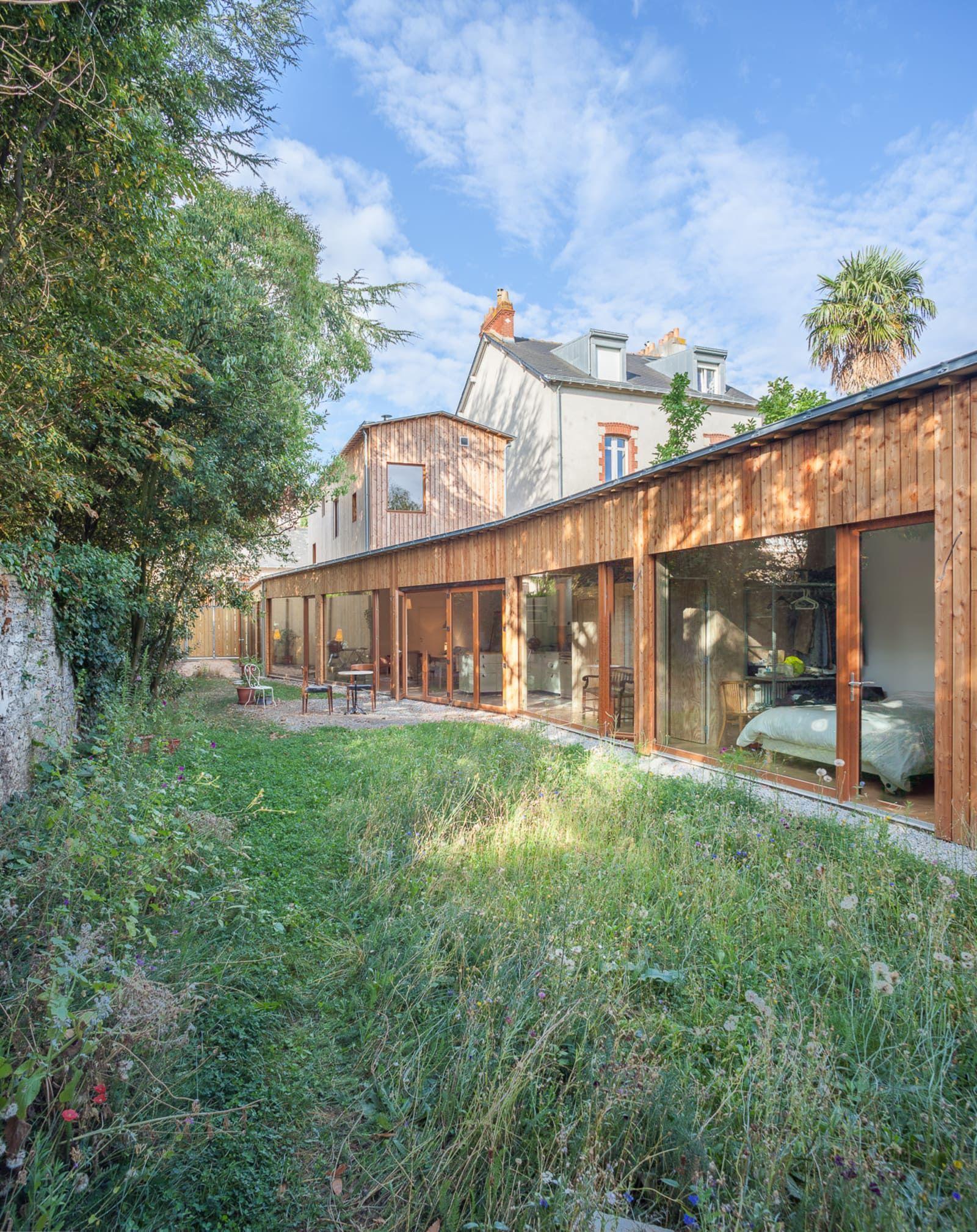 Francois Dantart · HM house | architecture | Pinterest