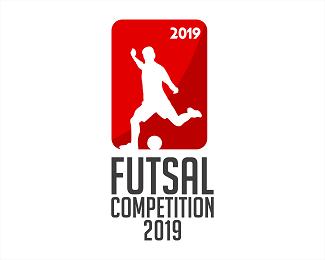 Futsal Competition Logo Design Logo Design This Logo Design Is Perfect If You Need Futsal Logos Competition Logos Futsal Competition Logos Or Futsal L Desain