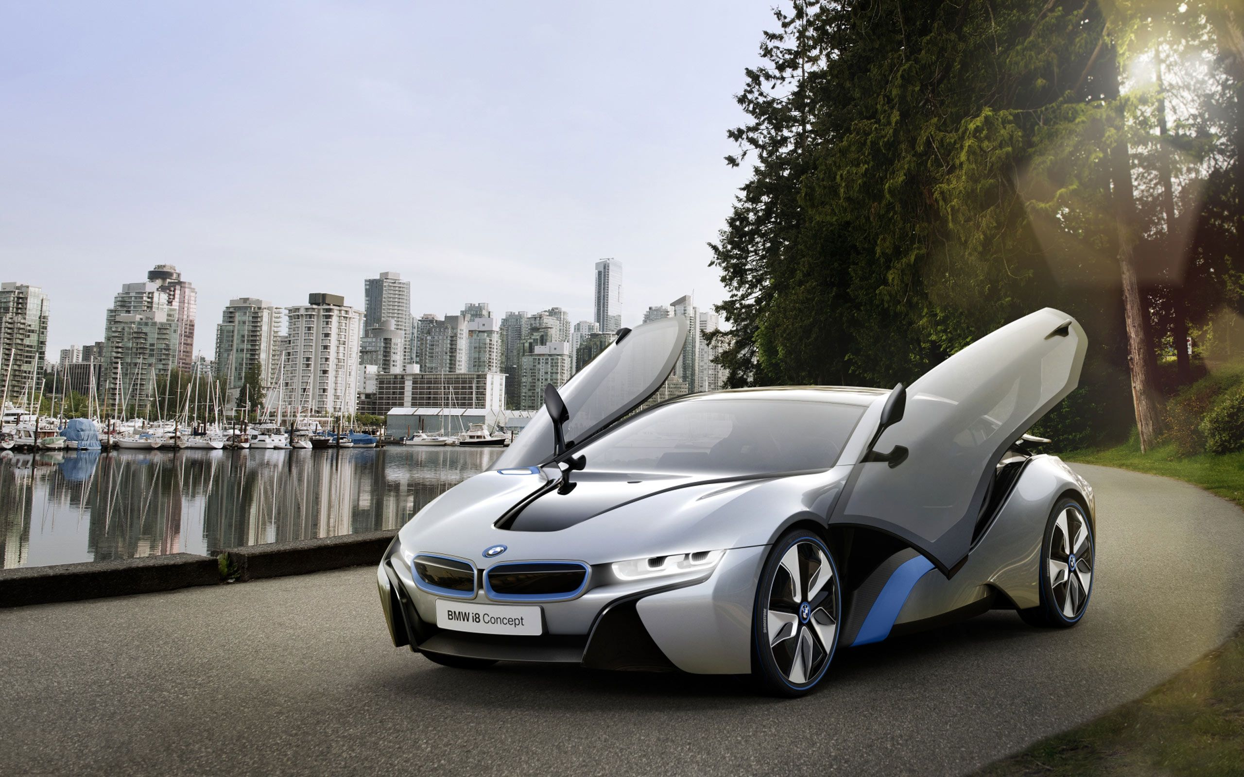 Bmw Usa I8 Hybrid Electric Car Release Date Mpg Kpg Top Speed