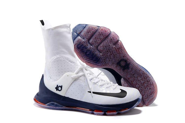 Nike-KD-8-Elite-Connecticut-PE-White-Blue-Red