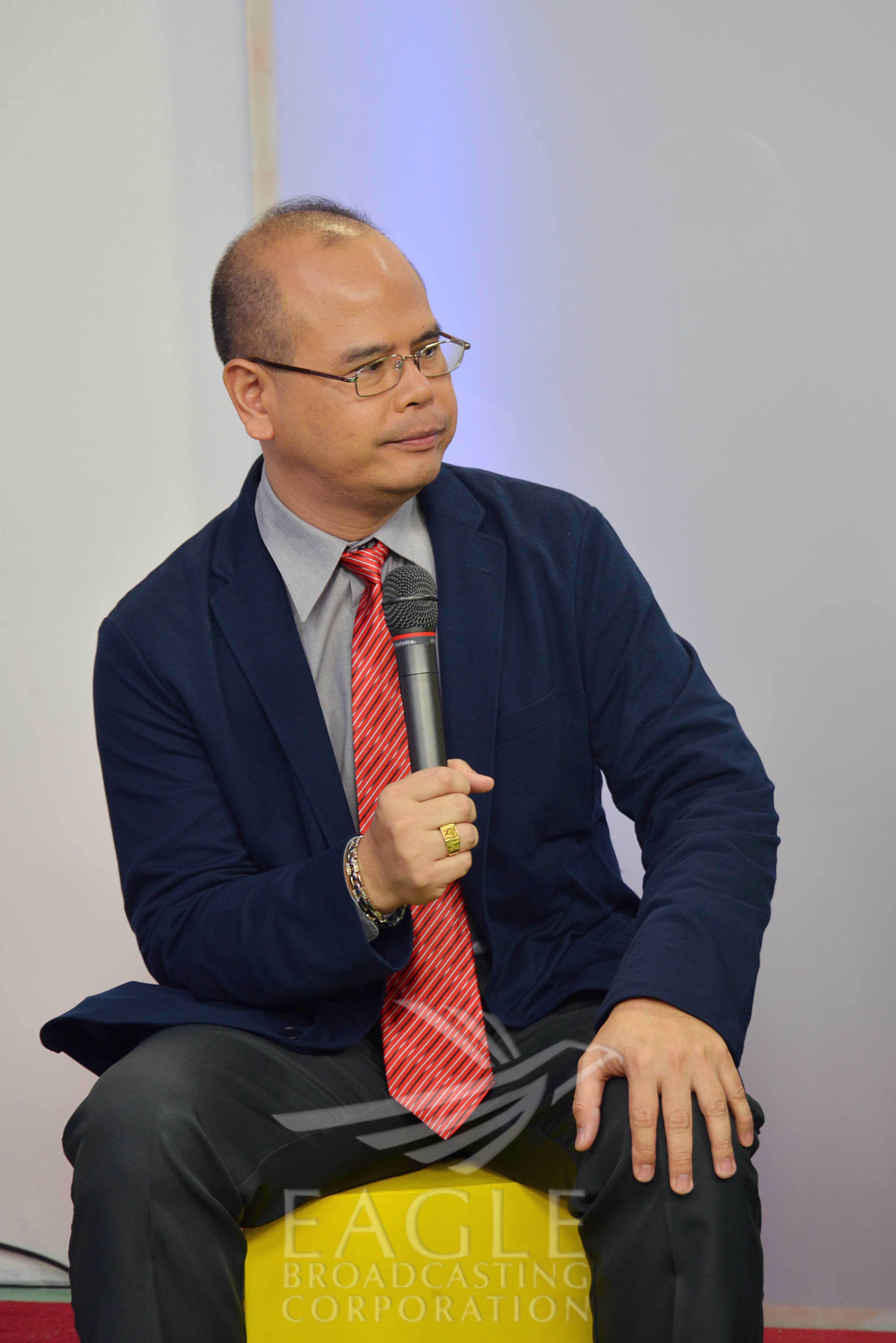General Surgeon and Surgical Oncologist Dr. Roel Tolentino
