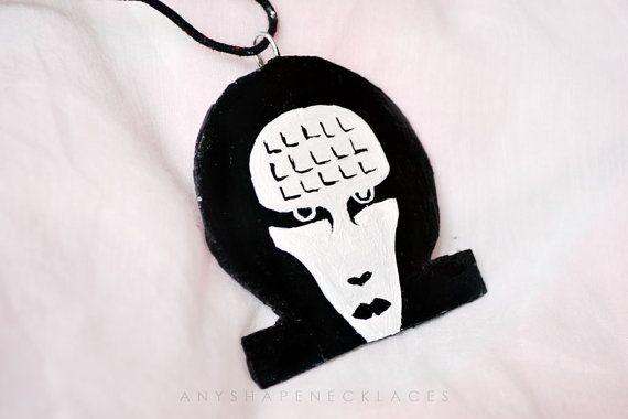 Marilyn Manson Necklace Omega Symbol Mechanical Animals Pinterest
