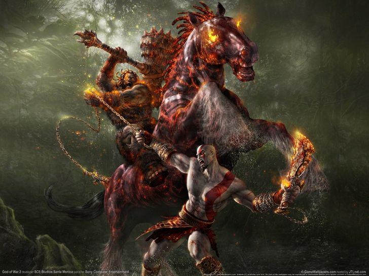 God mars video games mars god of war 3d 1600x1200 wallpaper people god hd high games - God of war wallpaper hd 3d ...