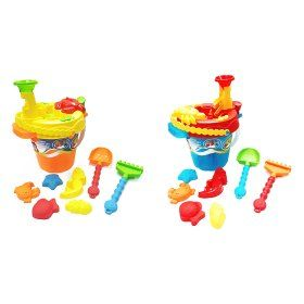 Play Day Bucket Set (Colour May Vary)