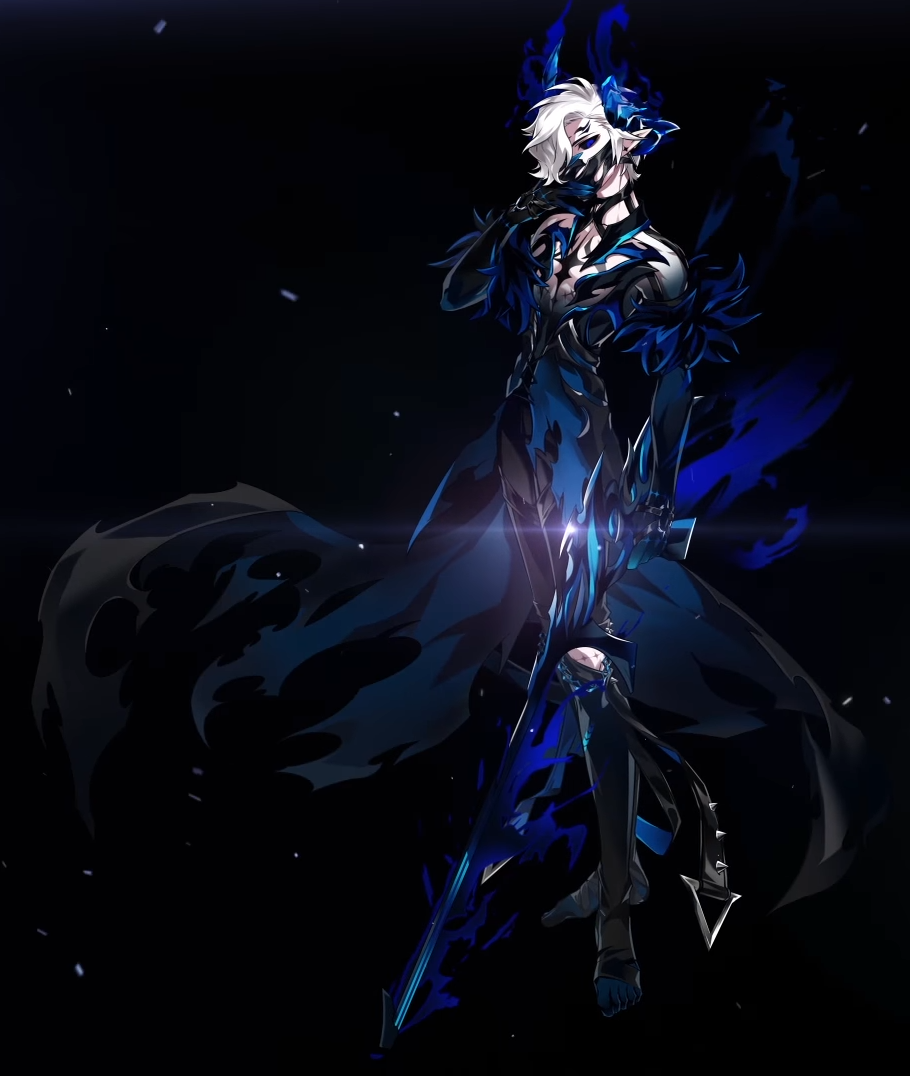 Ciel [Diangelion] Elsword, Anime demon, Dark anime