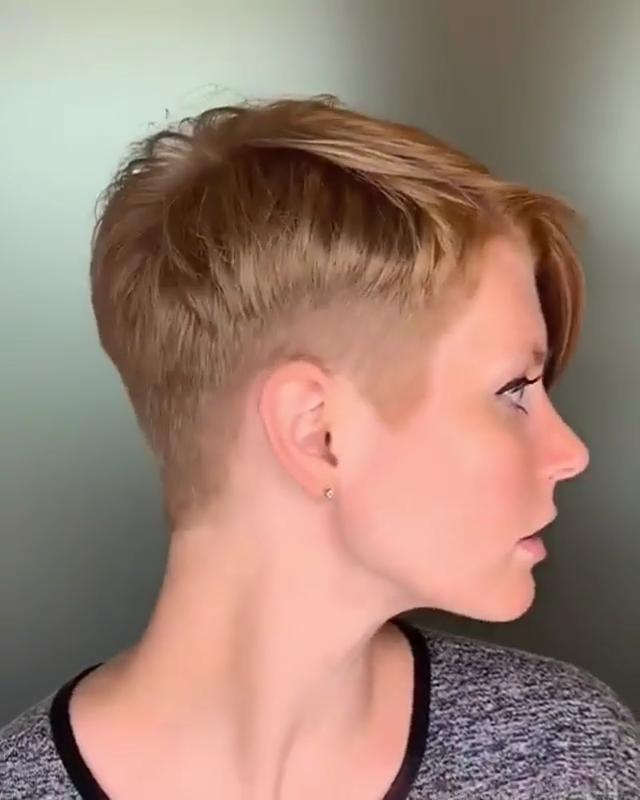 Photo of Easy Short Hair Cut