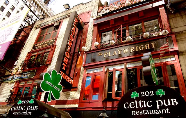 The Playwright Times Square,Irish Bars NYC,Irish Bars New ...