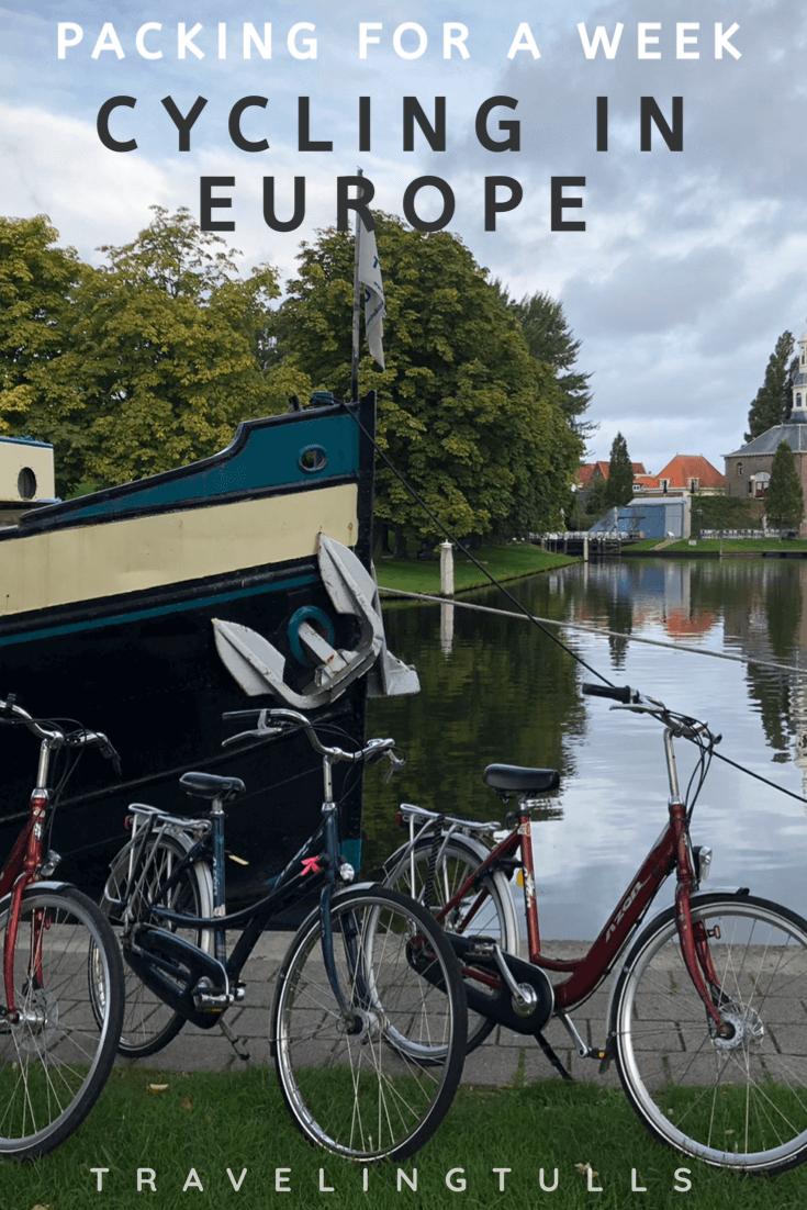 Cycling Across Europe Con Imagenes Praga Andar En Bicicleta