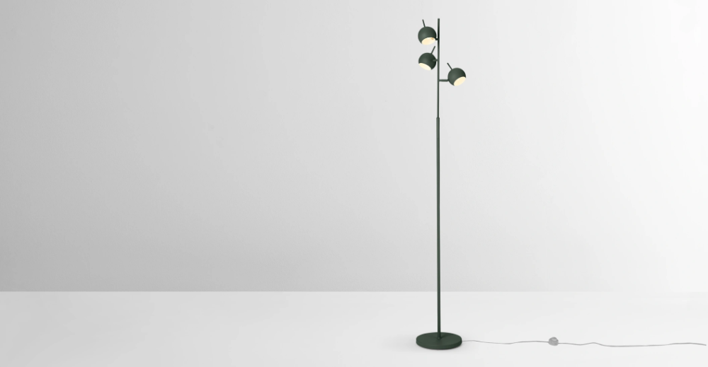 Austin Floor Lamp Green Floor Lamp Flooring Home Furnishings