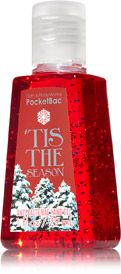 Tis The Season Pocketbac Sanitizing Hand Gel Soap Sanitizer