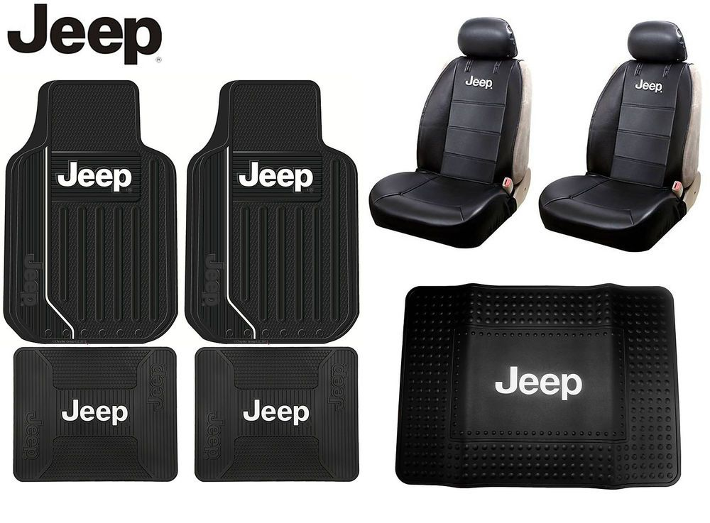 1 Rear Cargo Mat Brand New Jeep Front Seat Covers Jeep Elite