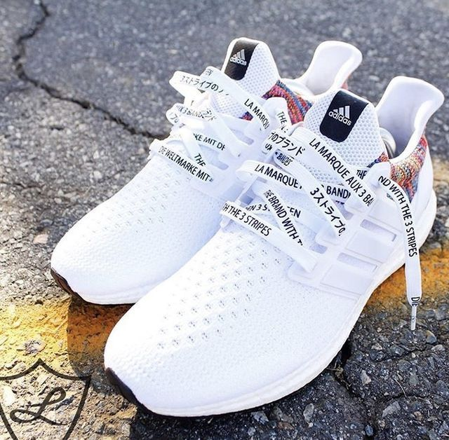 Adidas Limited Edition - the laces!