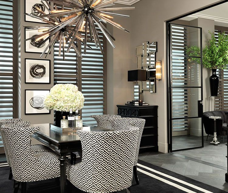 37 Dining Room Design Ideas  Dining Room Design Upholstered Stunning Cushioned Dining Room Chairs Decorating Design