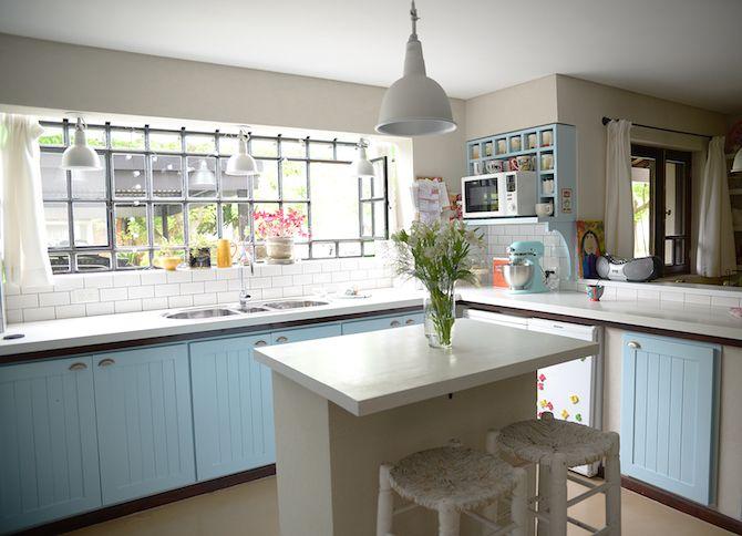 Una cocina estilo country | Cocinas, Consejos útiles y Estilo