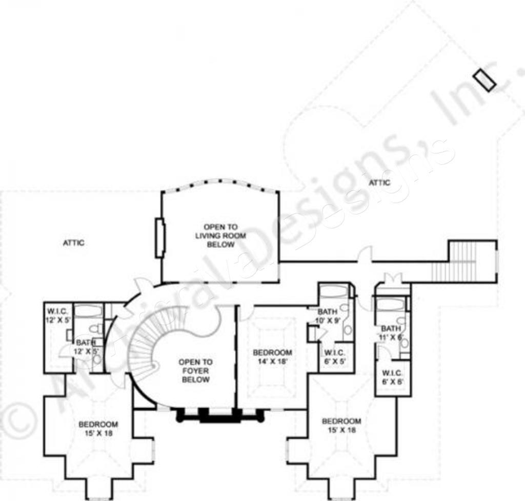 Mayerilla House Plan Floor Plans Luxury Plan House Plans