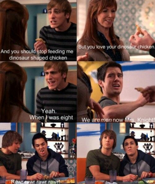 Pin By Samantha Clark On Tv Shows Big Time Rush Tv Show Quotes Big Time
