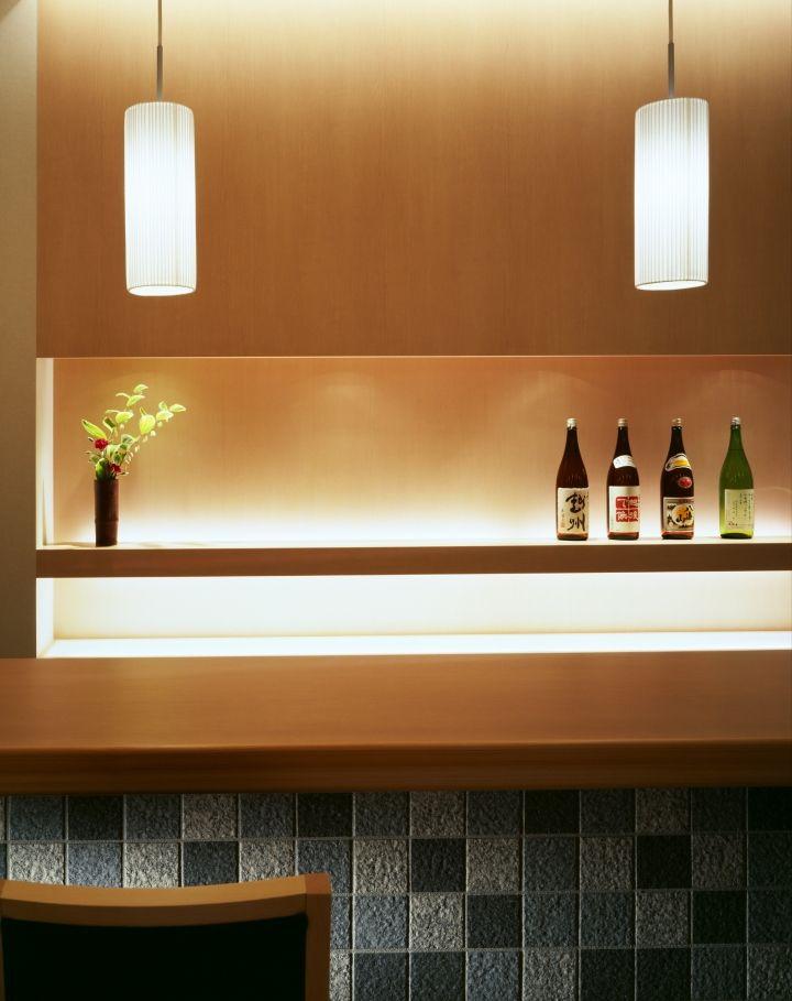 KU Kappo Japanese Dining Izakaya Restaurant By Betwin Space Design Seoul South Korea Retail Blog