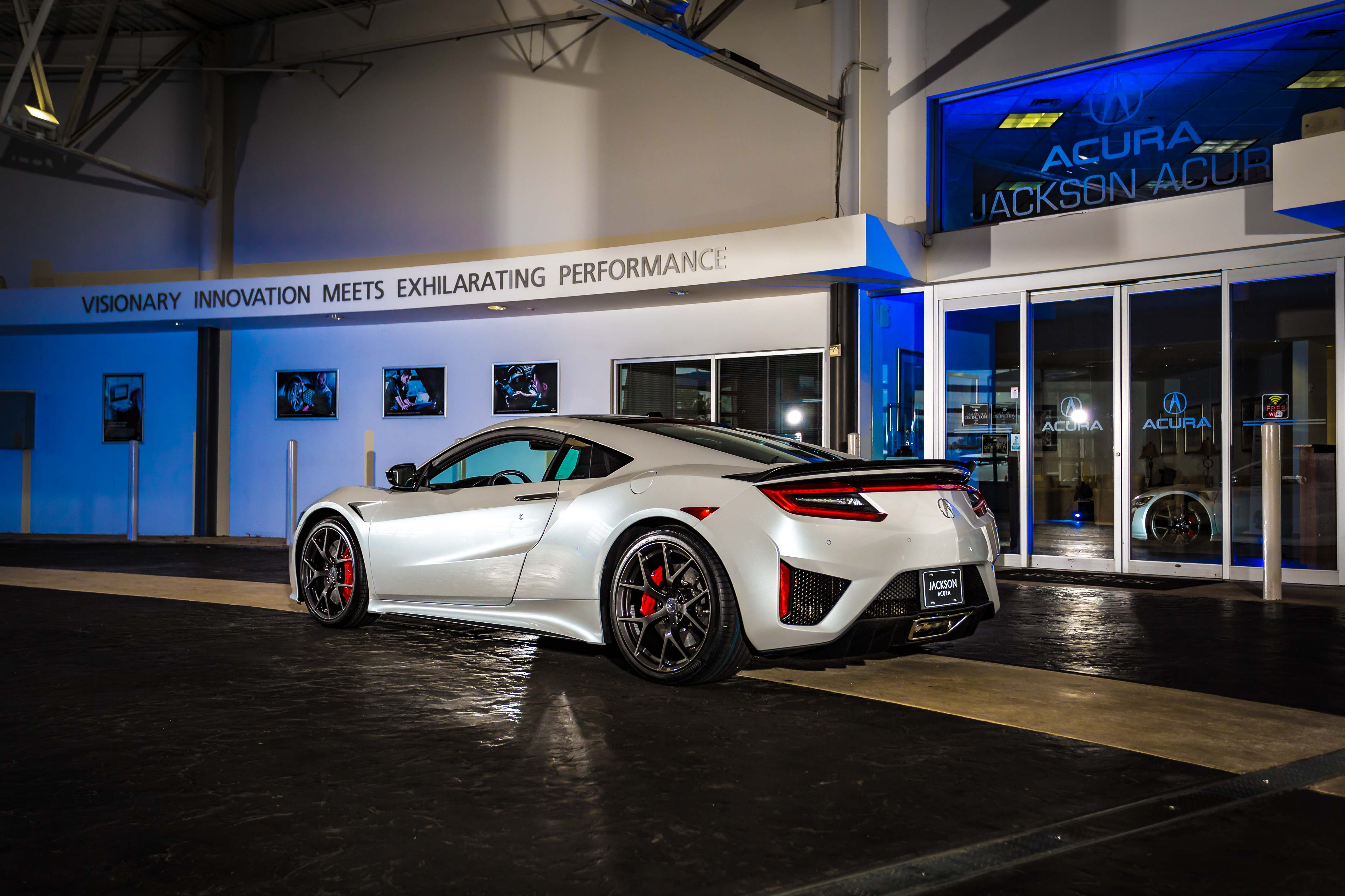 Jackson Acura S 2017 Nsx 759 Made Just For You Acura Used Luxury Cars 2017 Nsx