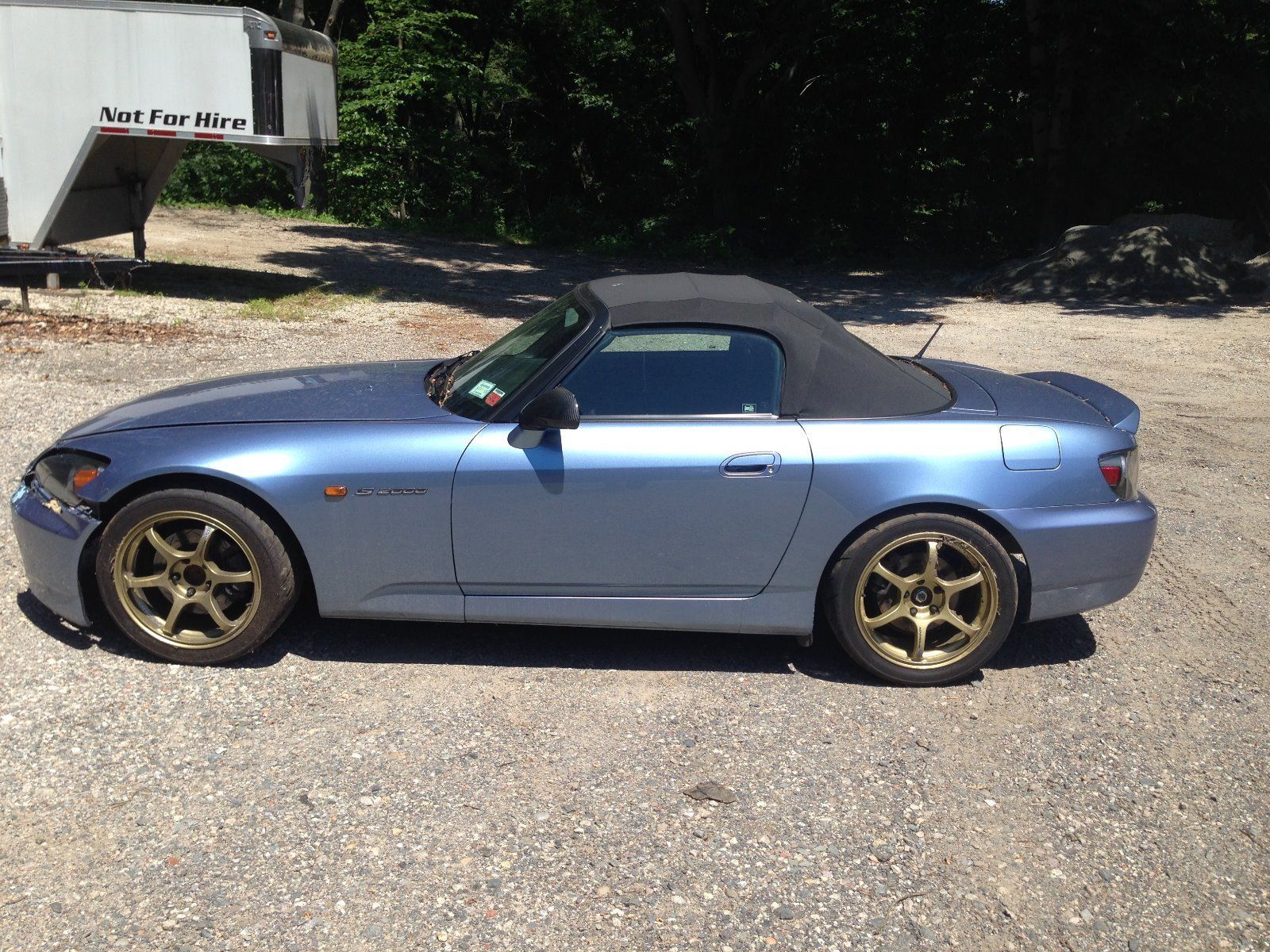 Car Brand AuctionedHonda S2000 2006 Model Honda S 2000 Convertible