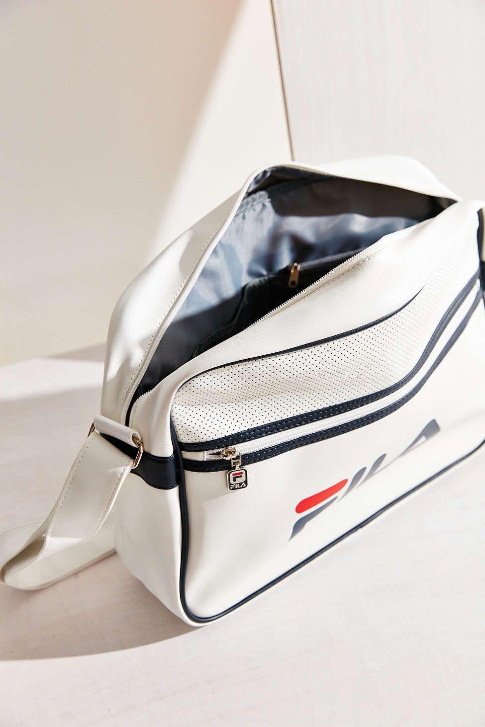 FILA + UO Docena Messenger Bag Shoulder Strap 1a3b79569ecdf