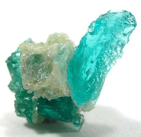 Paraiba Tourmaline Cut Into Fine Gems Pariba Tourmaline