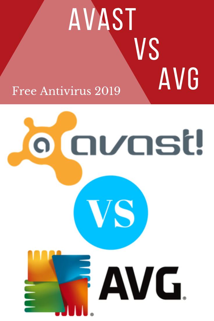 Avast vs AVG Free Antivirus 2019 | Comparison Review - MerchDope