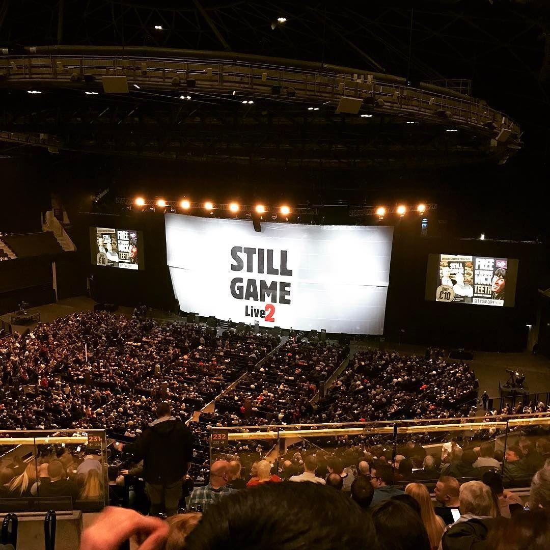 Still Game Live Scottish Tv Gold stillgame stillgamelive