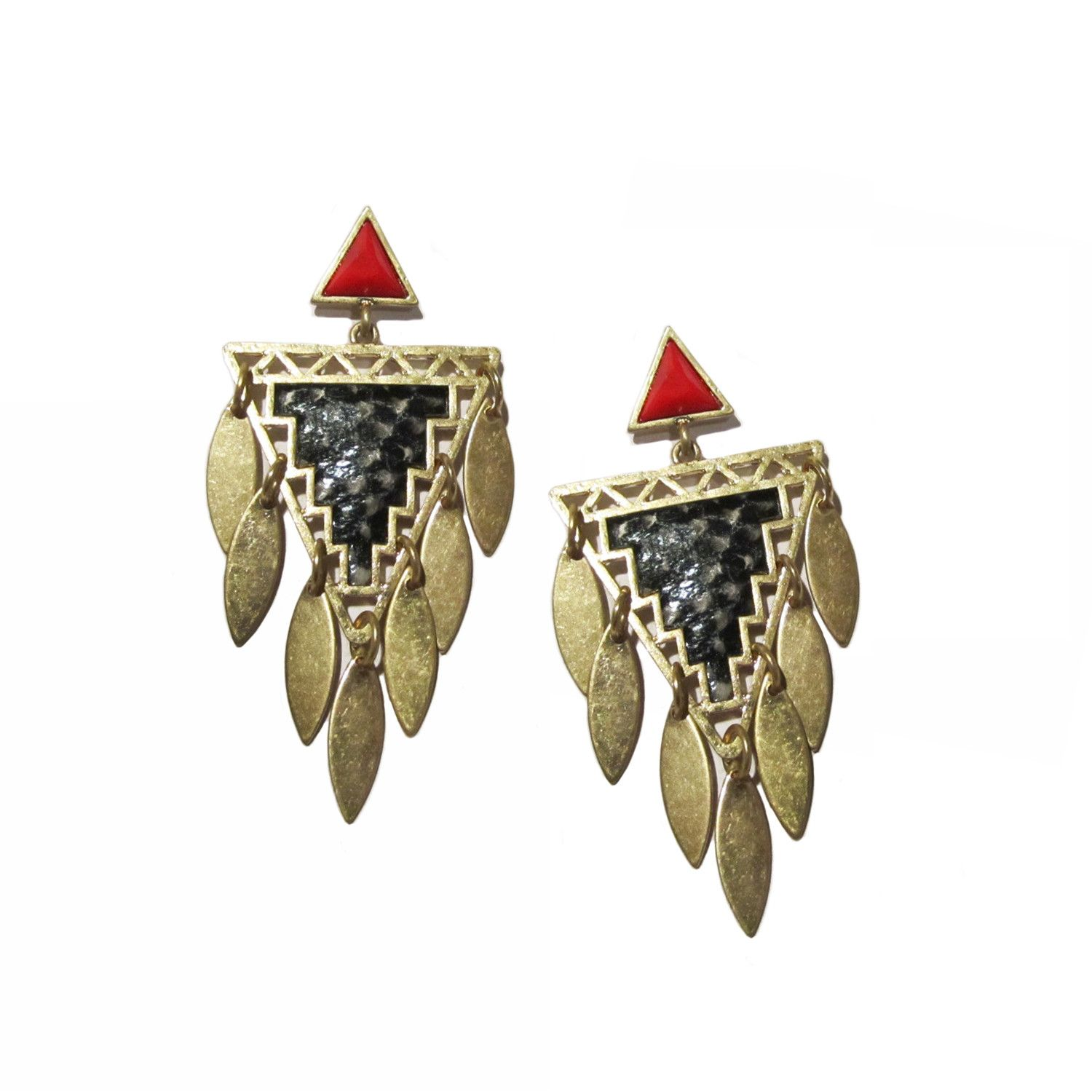 Aztecs Earrings